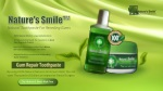 Toothpaste For Receding Gums Natural