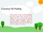 Quality Coconut Oil Pulling