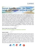Remicade Biosimilars Market Set Explosive Growth to 2026