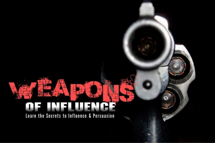 weapons of influence n.