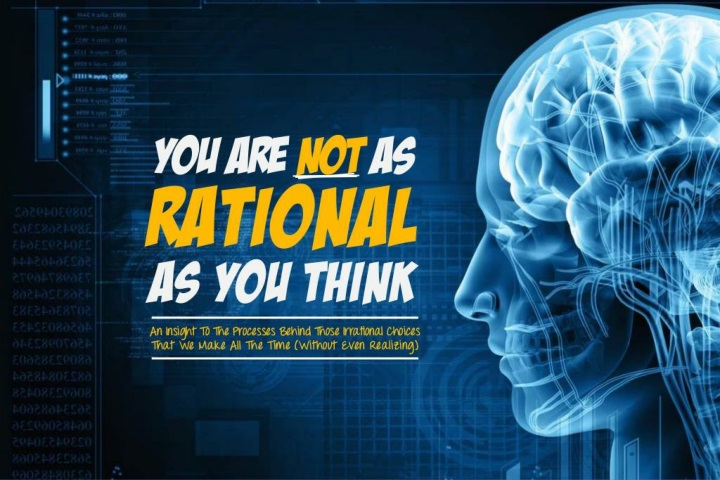 you are not as rational as you think n.