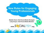 New Rules For Engaging Young Professionals Slideboom