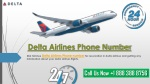 Call Delta Airlines Phone Number USA   Get Booking your Flight Tickets!