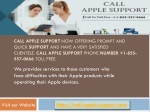 Call Apple Support Number 1-855-557-0666 | Get Instant Help
