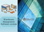 warehouse management software | warehouse software