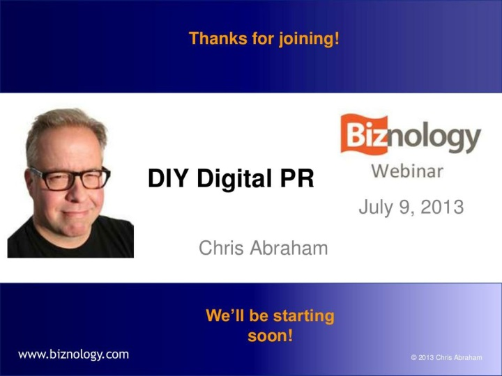 diy digital pr online engagement blogger outreach n.