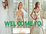 The Latest Design Plus Size Wedding Gowns by Jacqueline's Bridal