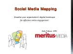 Social Media Mapping Merrimack College