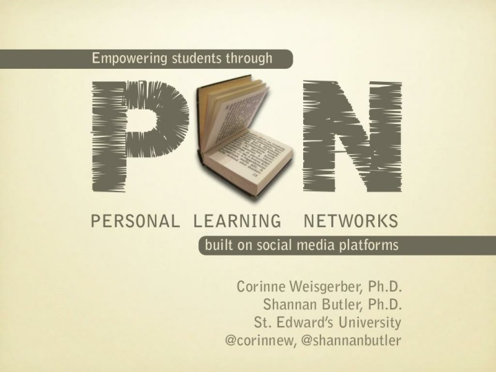 empowering students through personal learning networks n.