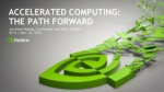 Accelerated Computing: The Path Forward
