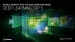 8/19/16 Top 5 Deep Learning