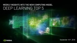 9/16 Top 5 Deep Learning
