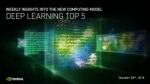 10/28 Top 5 Deep Learning Stories