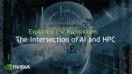 Exploring the Momentum: The Intersection of AI and HPC