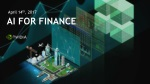 Artificial Intelligence (AI) for Financial Services