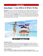 3 Ways You Can Reinvent Keto Hack Without Looking Like An Amateur