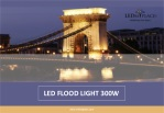 12 Best Features of LED Flood Light 300W for Industrial Outdoor Lighting