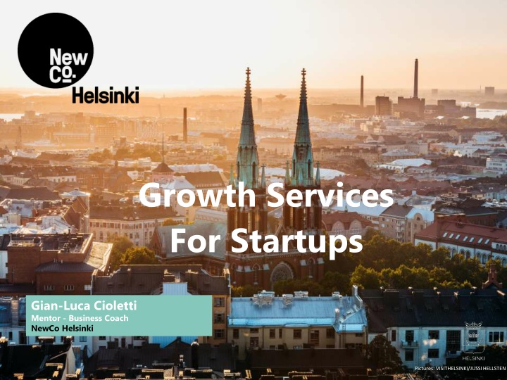 growth services for startups n.