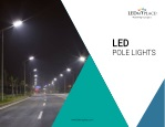 LED Parking Pole Lights - Things You Need to Know for Outdoor Lighting
