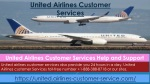 United Airlines Customer Services Help and Support