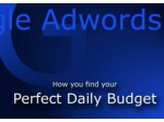 How to find your perfect Google Adwords budget