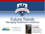 Future of Healthcare - IT Channel Perspective