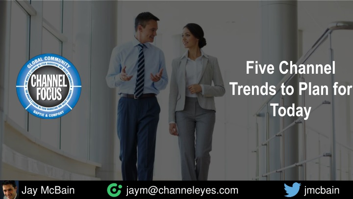 five channel trends to plan for today n.