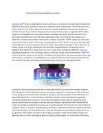 Keto Pure Diet Reviews best products for health