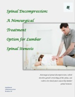 Spinal Decompression: A Nonsurgical Treatment Option for Lumbar Spinal Stenosis