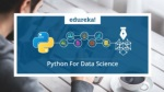 Python for Data Science | Python Data Science Tutorial | Data Science Certification | Edureka