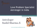 Numerology Specialist in India – Astrologer Pt. Sushil Sharma Ji
