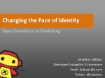 2012 O'Reilly TOC: Commerce Identity