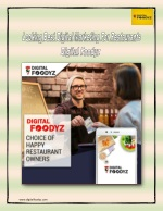 Digital Foodyz - Benefits of Digital Marketing for Restaurants