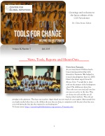 2015 July Tools for Change CGI Newsletter