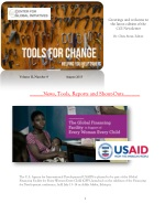 2015 August Tools for Change CGI Newsletter
