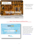 2016 January Tools for Change CGI Newsletter
