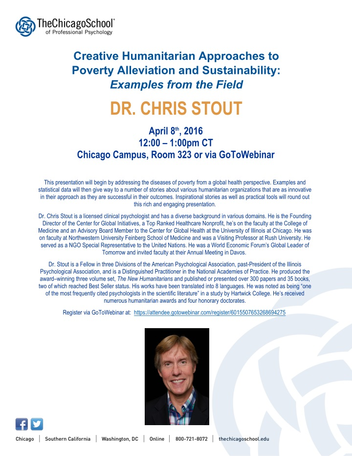 creative humanitarian approaches to poverty n.