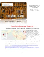 2017 July Tools for Change CGI Newsletter