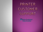 HP printer customer support number | 1-888-623-3555