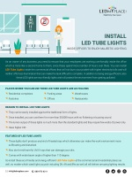 LED Tube Lights - A Perfect Office and Home Lighting Solution