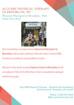 ALLCARE Physical Therapy in Brooklyn, NY