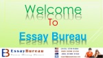 University Essay Writing Services