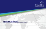 Disaster Recovery: Using Colocation for a Sound and Economic