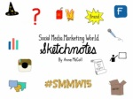Social Media Marketing World Sketchnotes – #smmw15