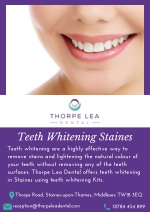 Teeth Whitening Staines