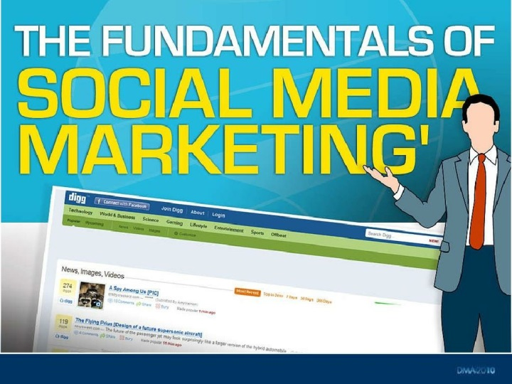 the fundamentals of social media marketing n.