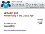 Linkedin and networking in the digital age 2