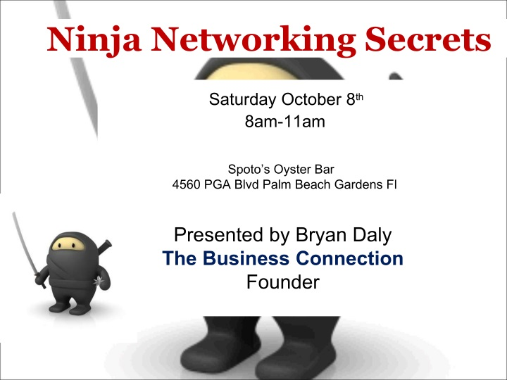 ninja networking secrets n.