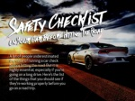Safety Checklist On Your Car Before Hitting The Road