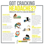 Got Cracking Headaches? Unhealthy Lifestyle Could Be Behind It